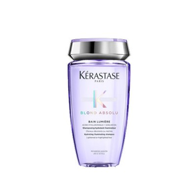 Kerastase Blond Absolu Lumiere Шампунь увлажняющий для осветленных, мелированных волос 250 мл