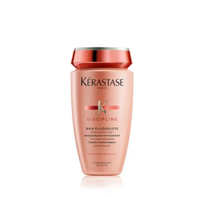 Kerastase Discipline Fluidealist Шампунь для непослушных волос с морфо-кератином без сульфатов 250 мл