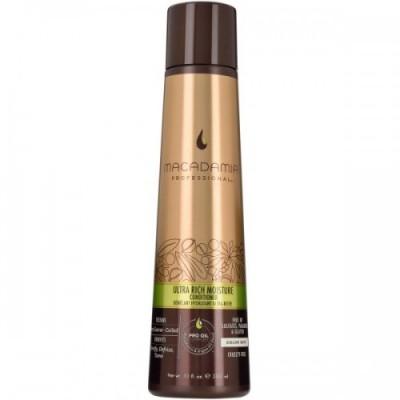 Macadamia Шампунь увлажняющий для жёстких волос Ultra Rich Moisture Shampoo (300мл)