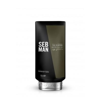 Sebastian The Player MAN Гель для укладки волос средней фиксации 150 мл