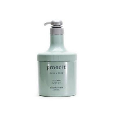 Lebel Proedit Soft Fit Маска увлажняющая для сухих, непослушных волос 600 мл