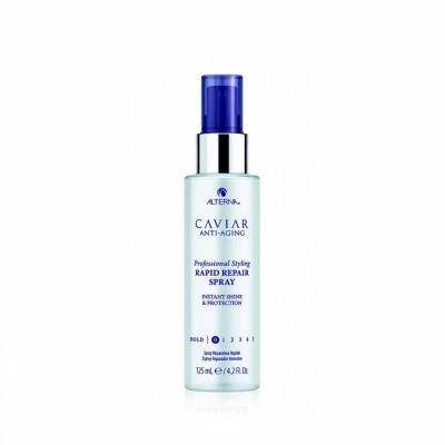 Alterna CAVIAR Спрей - блеск мгновенного действия с антивозрастным уходом 125 мл Anti - Aging Rapid Repair Spray