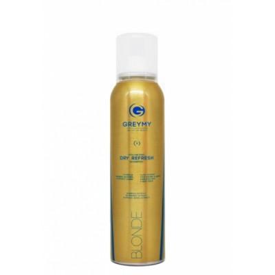 Greymy Volumizing Dry Refresh Shampoo-Blonde Сухой шампунь для светлых волос 150 мл