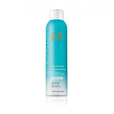 Moroccanoil Dry Light Tone Сухой шампунь для волос Cветлый тон 205 мл