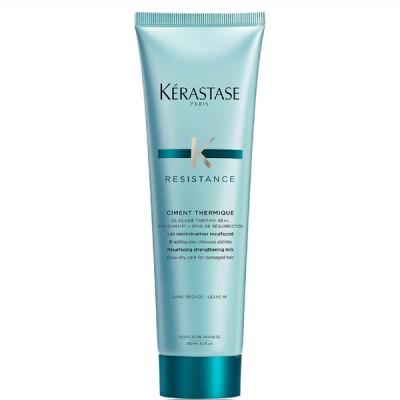 Kerastase Resistance Cement Termique Термо-цемент Молочко для ослабленных волос 150 мл