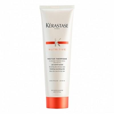 Kerastase Nutritive Nectar Thrmique Нектар-термик, термозащита, разглаживание, питание 150 мл