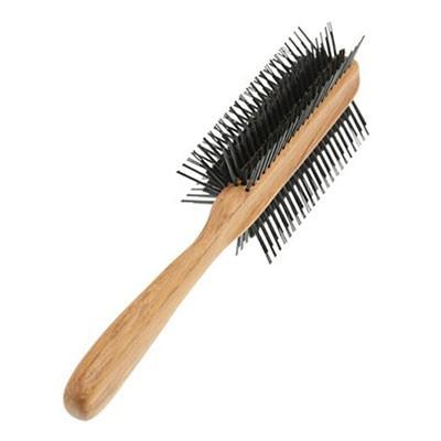 Щётка S-Heart-S Volume up brush (дерево)