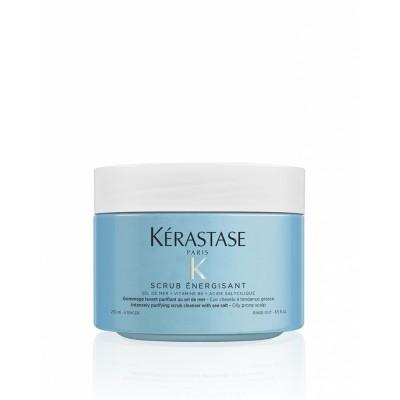 KERASTASE Energisant Скраб для жирной кожи головы и волос 250 мл