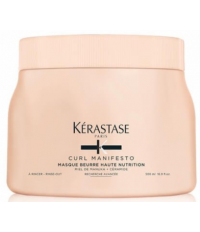 Kerastase Curl Manifesto Маска интенсивно восстановление и питание вьющихся, очень вьющихся волос 500 мл