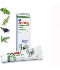 Gehwol Fusskraft Зелёный  бальзам при гипергидрозе кожи стоп 75 мл