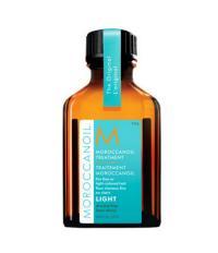Moroccanoil Treatment Light Средство (масло аргановое) восстанавливающее для тонких волос (лёгкая формула) 25 мл