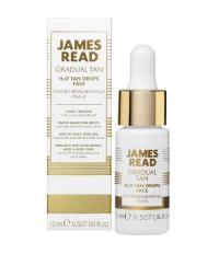 JAMES READ H2O Tan Drops Face Капли-Концентрат Освежающее сияние для лица 15 мл