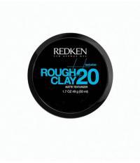 REDKEN Rough Clay 20 Глина матирующая и текстурирующая 50 мл