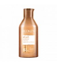 REDKEN 2021 All Soft Кондиционер питание и смягчение сухих волос 300 мл