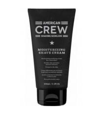 American CREW Moisturizing Shave Cream SHAVING SKINCARE Увлажняющий крем для бритья 150 мл