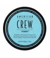 American CREW Паста Fiber для укладки сильной фиксации  с низким уровнем блеска 85 гр