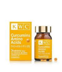 KWC Куркумин аминокислоты №90