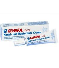 Gehwol Med Крем защитный для ногтей и кожи с антисептическим и противогрибковым действием 15 мл