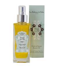 La Sultane de Saba Beauty Oil Масло для тела Тиаре Алоэ вера 100 мл