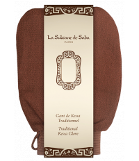 La Sultane de Saba Рукавичка (Кесса) для тела 1 шт