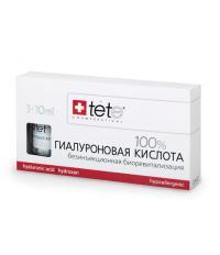 tete Лосьон гиалуроновая кислота100% 30мл (3*10мл) Hyaluronic Acid 100%
