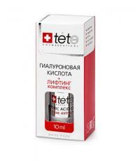 tete MINI-Лосьон гиалуроновая кислота+Микроводоросль Лифтинг комплекс 10мл