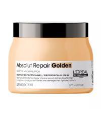 L'Oreal Expert 2021 Absolut Repair Gold Маска-золото для повреждённых волос, восстанавливающая 500 мл