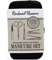 RR-5P MANI Маникюрный набор 5 предметов, чехол Rockwell