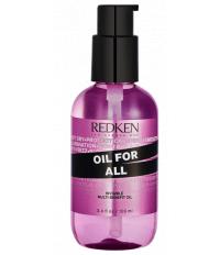 REDKEN Oil For All Масло многофункциональное Невидимое для всех типов волос 100 мл
