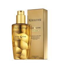 Kerastase Elixir Ultime Масло многофункциональное. Термозащита 230 гр контроль образования завитка, для  всех типов волос 100 мл